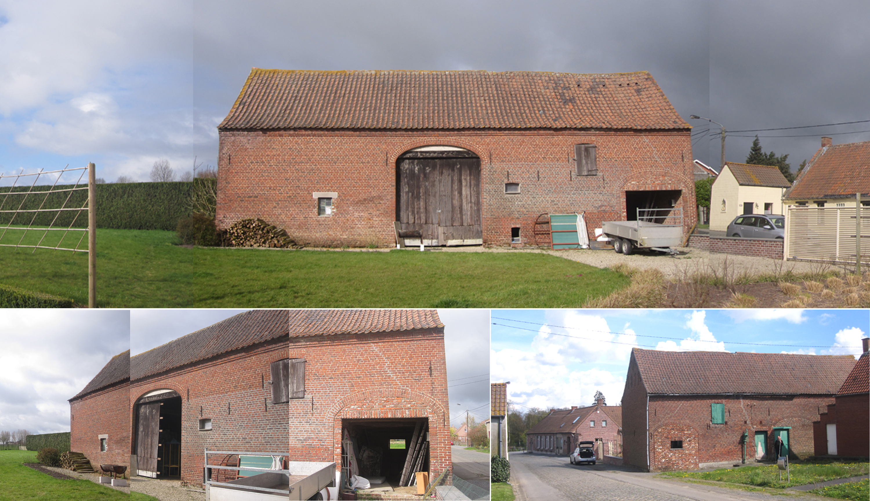 renovation grange tournai